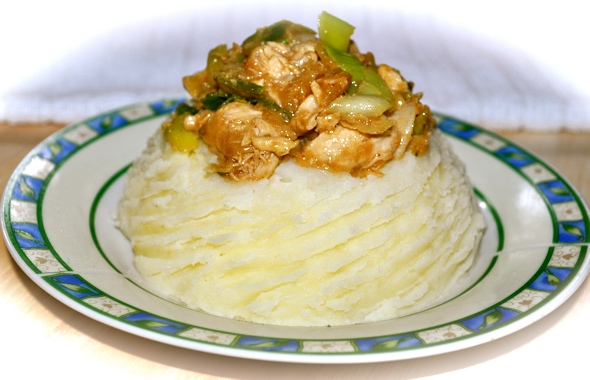 Chicken-with-Leek-and-Mashed-Potato