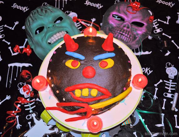Nigella Lawson Recipe with a Halloween Twist – Devils Food Cake