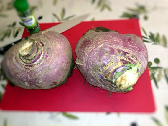 Mashed Turnips 2