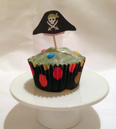 Pirate Cupcakes 3
