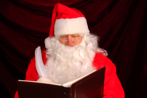 I Cancelled Santa at Christmas