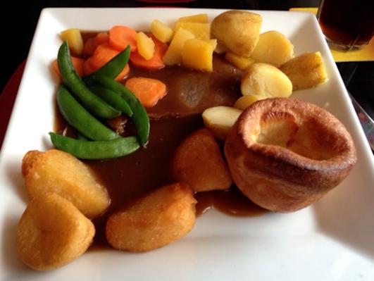 St Duthus Roast Beef