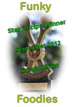 Winner BadgeSeptember 2012 Susan K Mann