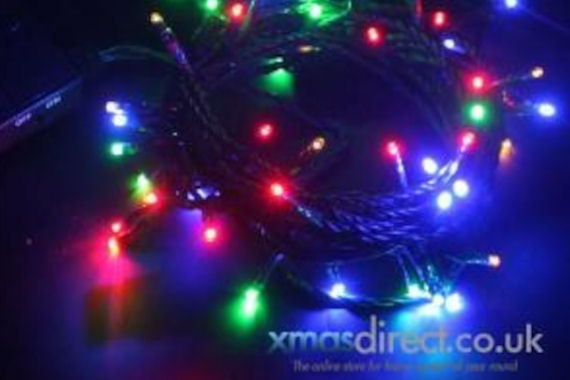 Giveaway: Multi-Coloured Xmas Lights Worth £17.99 –  2 Sets to Give Away – Ends 15th Dec 2012