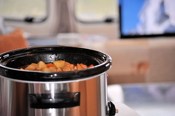 Making Stock Recipes for Slow Cookers Begins With Experimenting